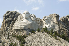 Mount Rushmore National Monument 9 Royalty Free Stock Image