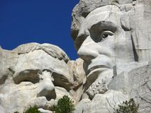 Mount Rushmore National Monument Royalty Free Stock Photo
