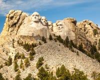 Mount Rushmore Landscape Royalty Free Stock Photo