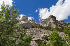 Mount Rushmore national monument, South Dakota Stock Image