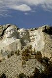 Mount Rushmore National Monumet, The Black Hills, South Dakota. Mount Rushmore National Monument, South Dakota, Created by sculptor Gutzon Borglum showing Stock Photos