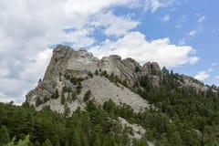Mount Rushmore nationell minnesmärke i South Dakota, USA Royaltyfria Foton