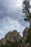 Mount Rushmore nationell minnesmärke i South Dakota, USA Arkivfoton