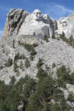Mount Rushmore, South Dakota Royalty Free Stock Photo