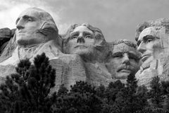 Mount Rushmore, South Dakota Royalty Free Stock Photography