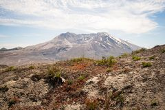 Mount Saint Helens Стоковое Изображение