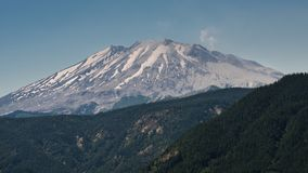 Mount Saint Helens imagens de stock