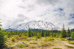 Mount saint helens Royalty Free Stock Photos