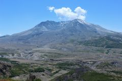 Mount Saint Helens Imagem de Stock