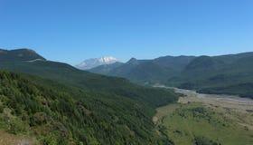 Mount Saint Helens Stock Photo