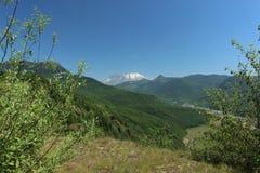 Mount Saint Helens Stock Images