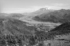 Mount Saint Helens in 1997 Royalty Free Stock Images