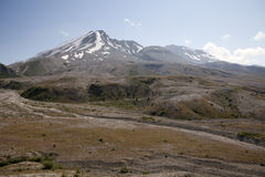 Mount Saint Helens Summit Royalty Free Stock Photos