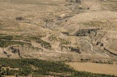 Mount Saint Helens Wasteland Stock Photos
