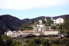Mount Saint Mary's University Stock Photo