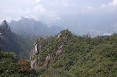 Mount Sanqing, Sanqingshan, Jiangxi China Stock Image
