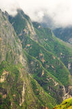 Mount Satseto in China Stock Images
