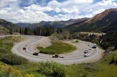 mount sceniczna autostrady fotografia stock