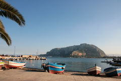 Free Mount, Sea & Sky, Palermo Stock Photo - 4179340
