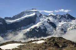 Mount Sefton view, New Zealand. Stock Image