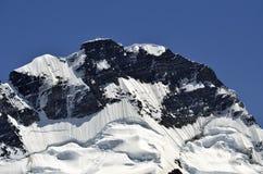 Mount Sefton view, New Zealand. Stock Photo