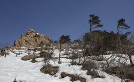Mount Seoraksan Royalty Free Stock Images