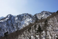 Mount Seoraksan Stock Photography