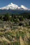 Mount Shasta. Landscape around Mount Shasta, northern California Royalty Free Stock Photography