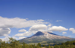 Mount Shasta Stock Photography
