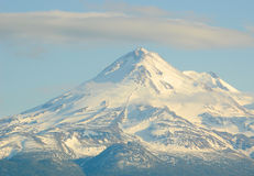 Mount Shasta Royalty Free Stock Photos