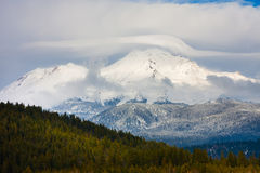 Mount Shasta Stock Images