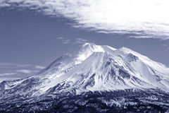 Mount Shasta Stock Photo