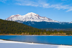 Mount Shasta Stock Photos