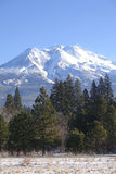 Mount Shasta California. Mount Shasta and Shasta wilderness area CA Stock Photography