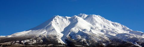 Mount Shasta California Stock Photo