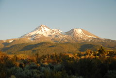 Mount Shasta, California USA Stock Photography