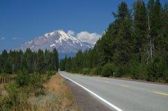 Mount Shasta, California, USA Royalty Free Stock Photos