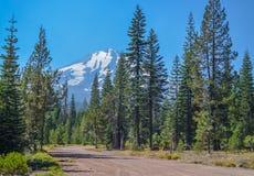 Mount Shasta Stock Photography