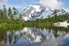 Mount Shuksan Stock Photography