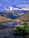 Mount Shuksan 5 Stock Photos