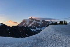 Mount Shuksan Royalty Free Stock Image
