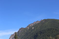 Mount Si at North Bend Washington Royalty Free Stock Images