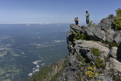 Mount Si, USA Stock Images