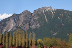 Mount Si, Washington State Royalty Free Stock Photography