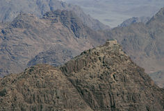 Mount Sinai Stock Photography