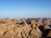 Mount Sinai Stock Photo