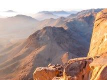 Mount Sinai Egypt Royalty Free Stock Photo