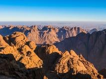 Mount Sinai Egypt Stock Photos