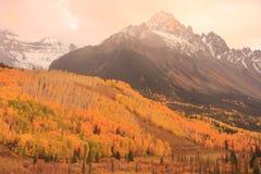 Mount Sneffels, Colorado Royalty Free Stock Photo