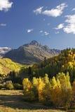 Mount Sneffels Range, Colorado Royalty Free Stock Photos